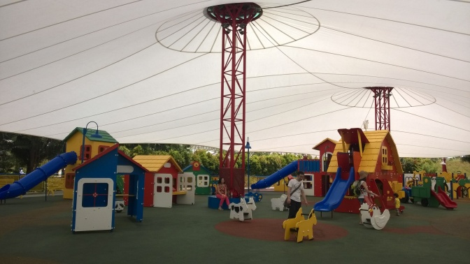Traveling with Tots: Puteri Harbour and LEGOLAND (part 2)
