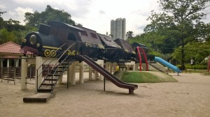 Tiong Bahru Park Adventure Playground