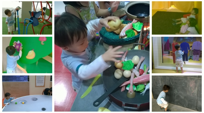 Boys like to cook too!