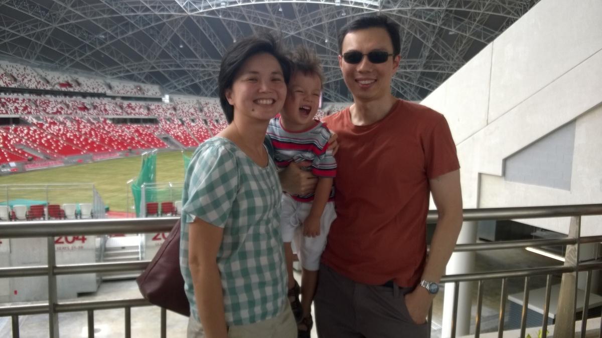 Singapore's new Sports Hub