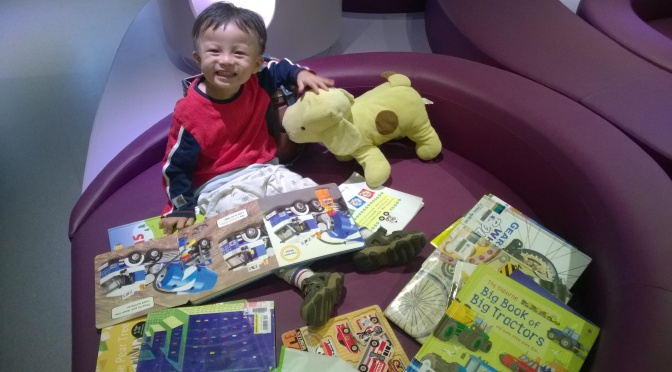 Fun For Free SG: Jurong Early Literacy Library
