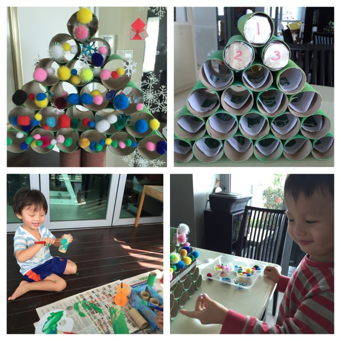 Christmas in Bali and advent-ures at home