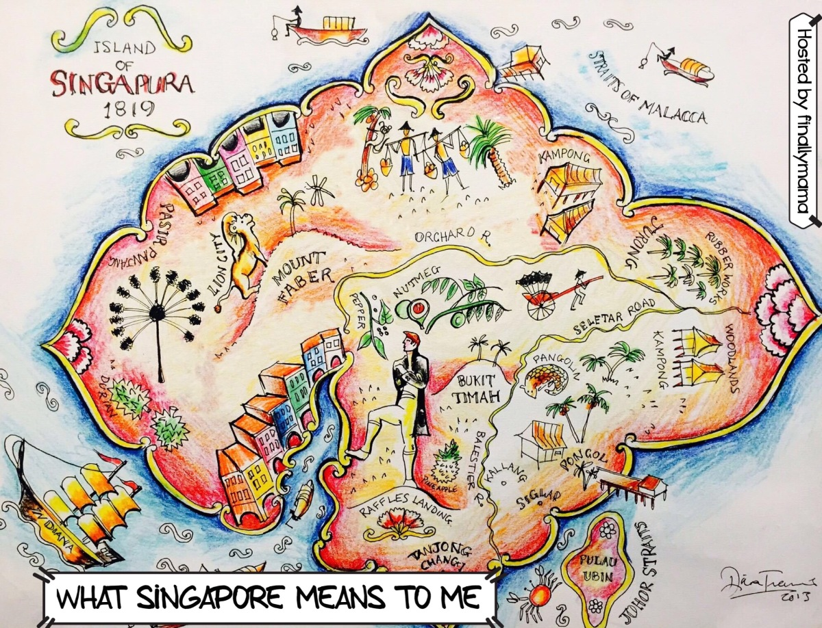 What Singapore means to me