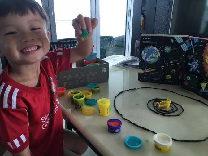 How many ways can you play-doh?